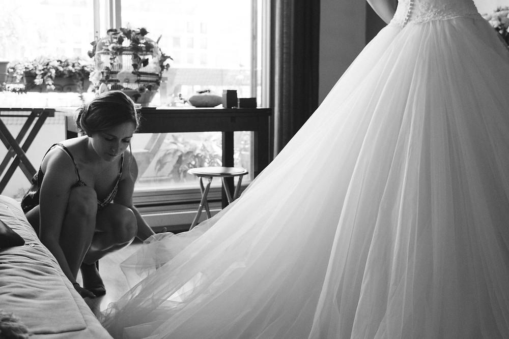 Reportage mariage Ile de France