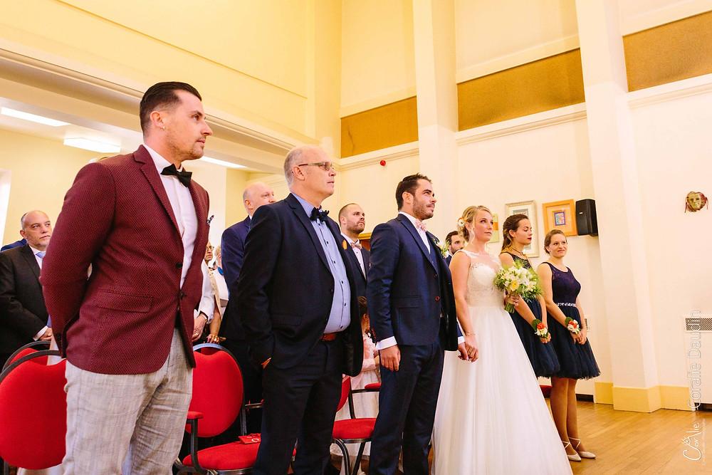 Reportage photo mariage Epinay sur Orge