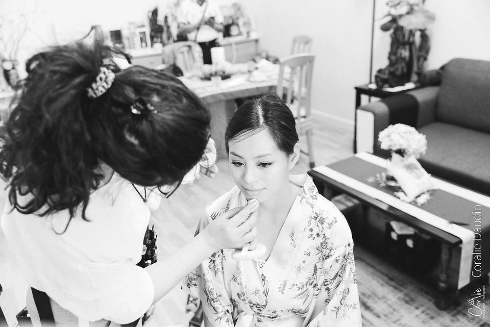 maquillage mariée photographe ile de France