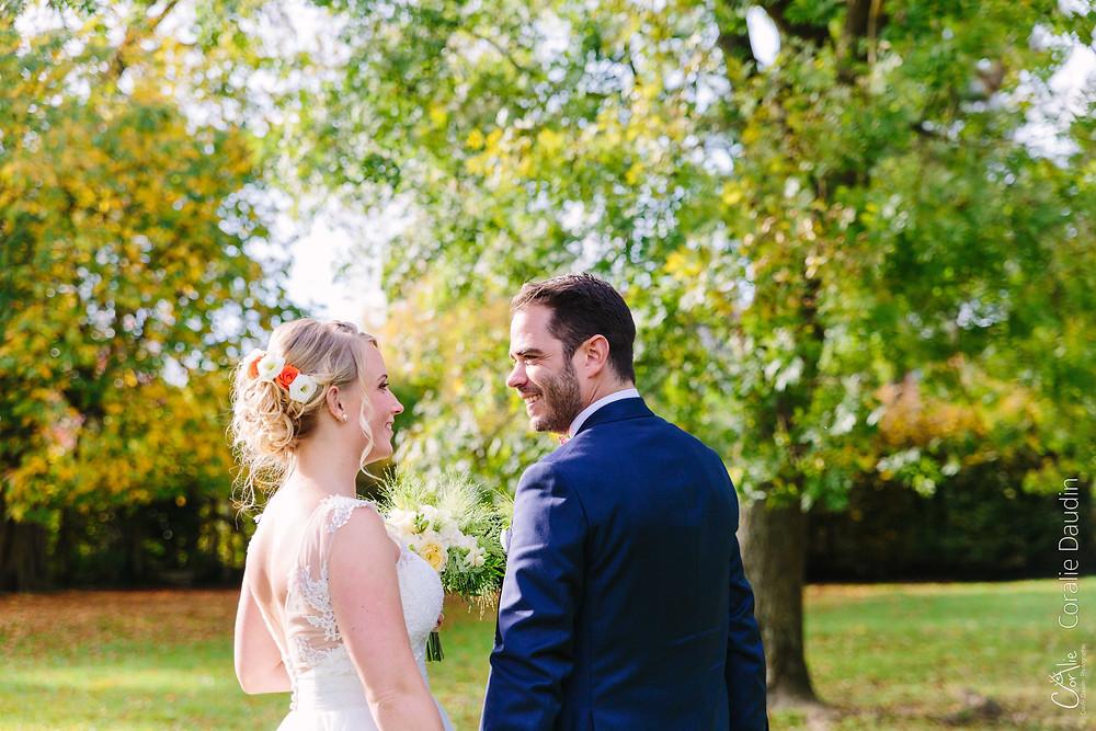 mariage automne Essonne