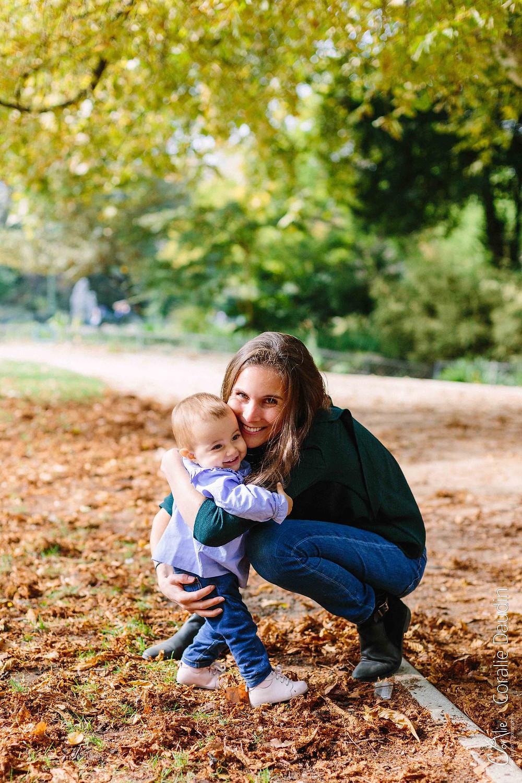 séance photo famille à Paris