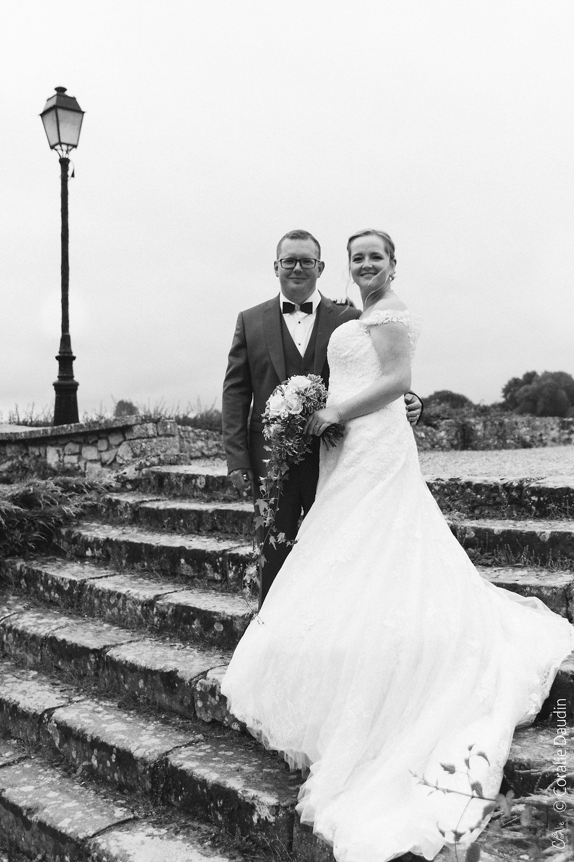 Séance couple mariage bord de Seine