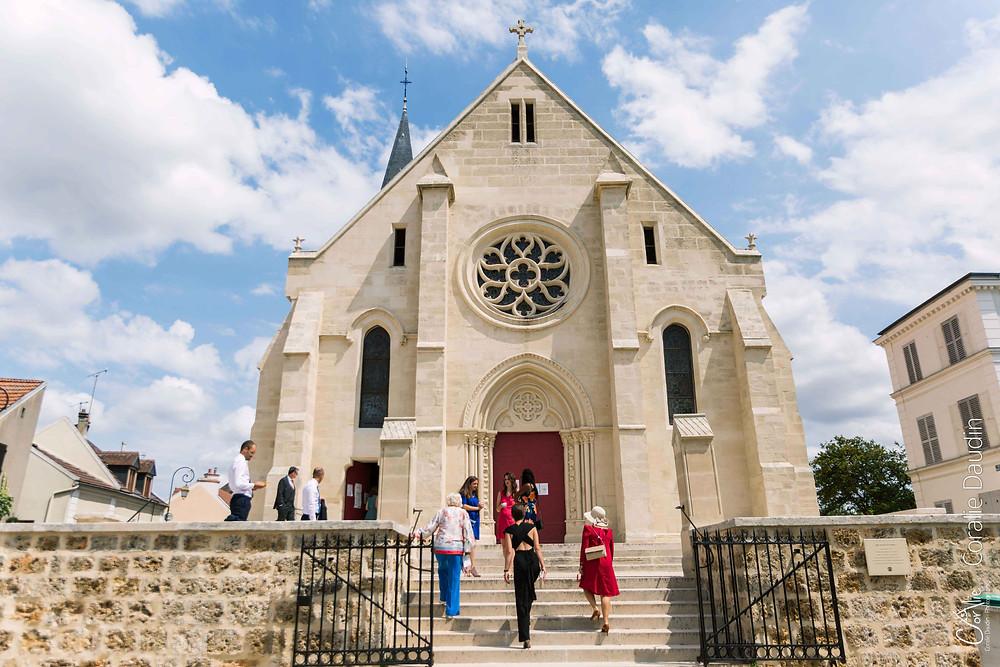Mariage église Verrières-le-buisson