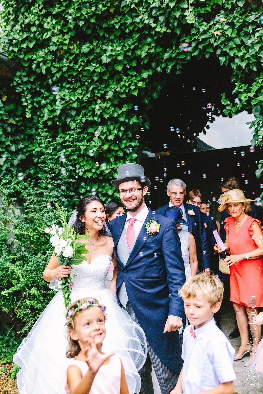Photographe mariage église Thoiry