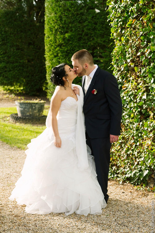 Photo couple coucher du soleil - Coralie Daudin-Photographe mariage Essonne- reportage mariage