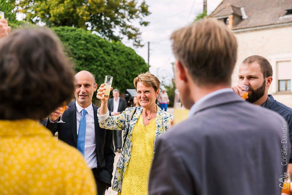 photographe mariage aux Granges du Chesnay à Etampes