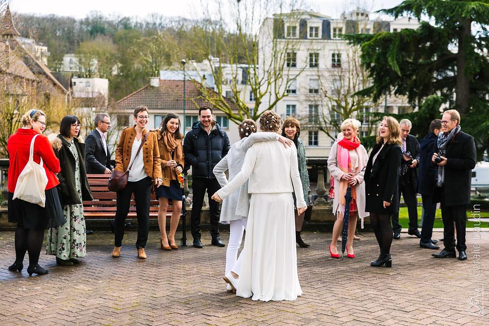 Reportage photo mariage Chaville, Hauts de Seine