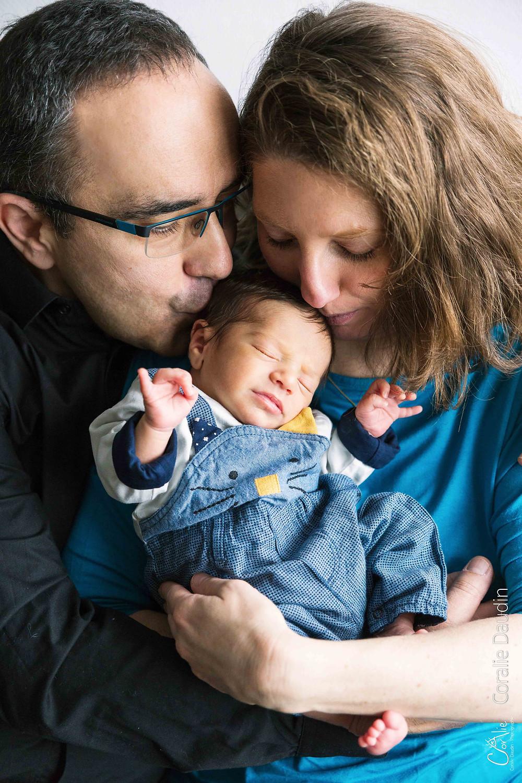 Séance photo naissance nouveau né Maisons-Alfort