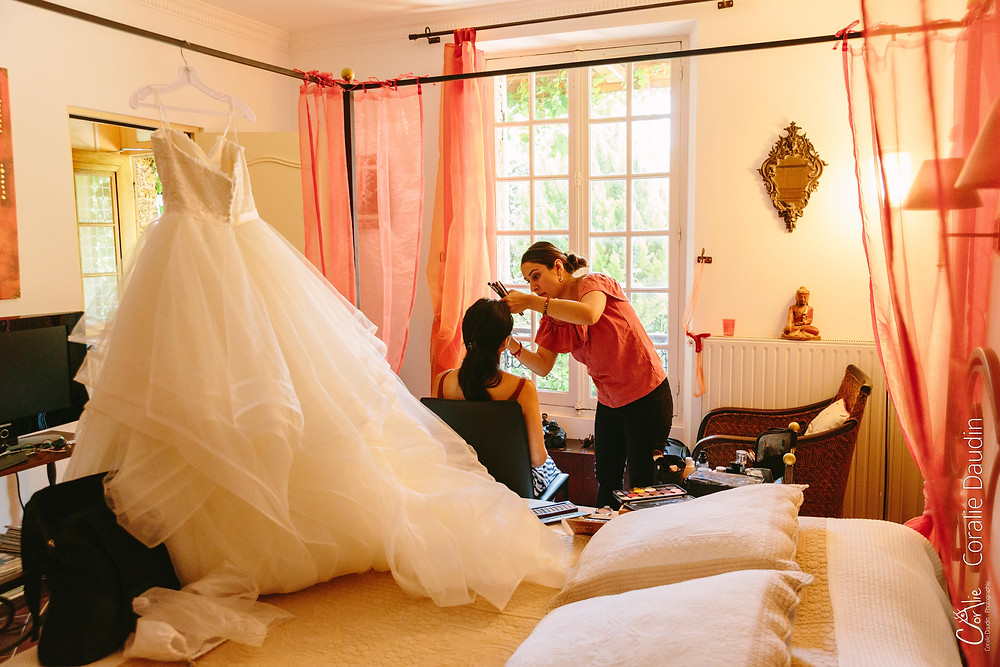 reportage mariage Thoiry