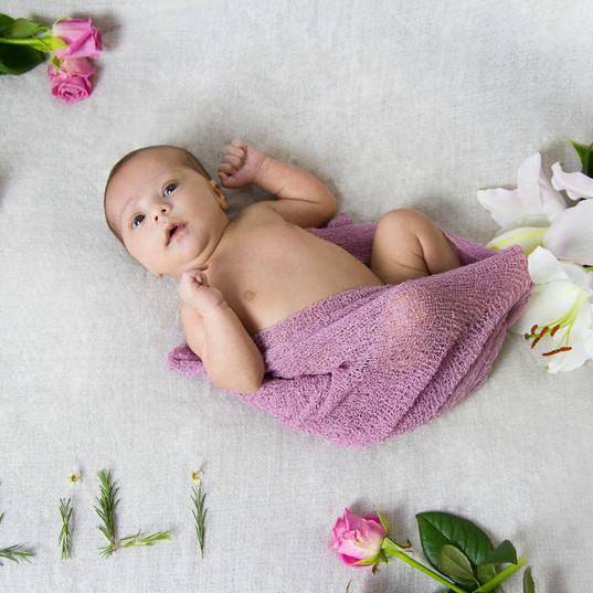 Séance naissance - Lili - Nanterre