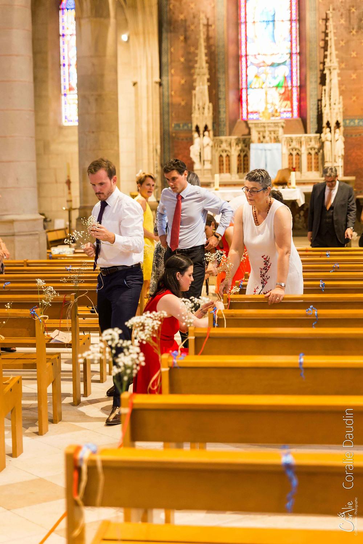 photographie Mariage église Verrières-le-buisson