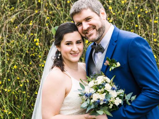 Mariage d'hiver à Villiers-sur-Marne