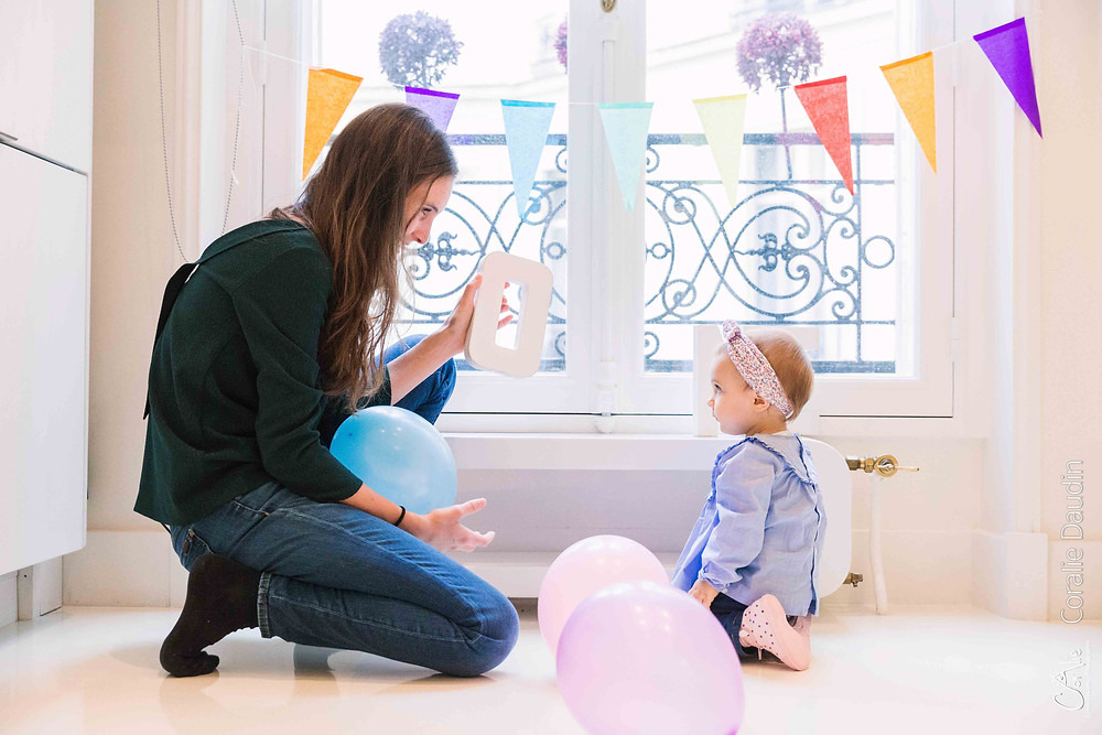 photographe bébé à domicile Paris