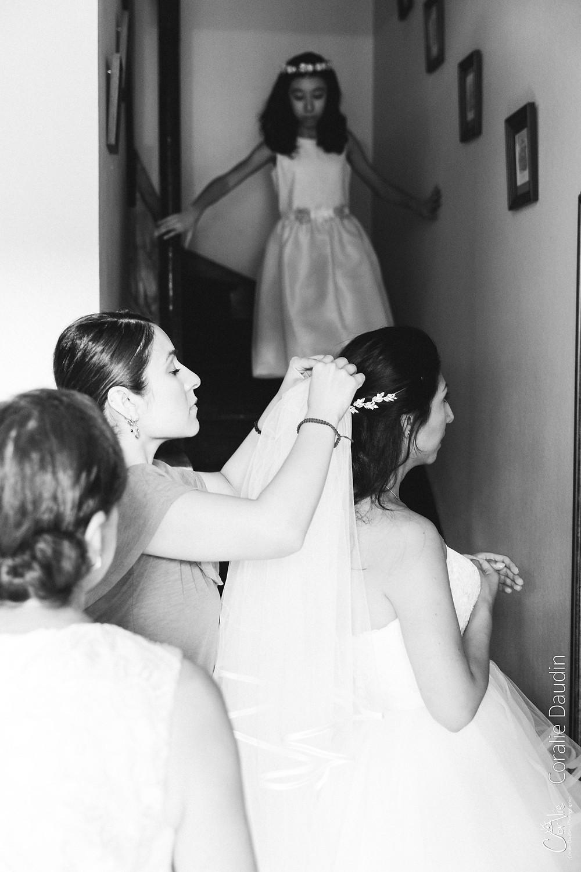reportage photo mariage Thoiry