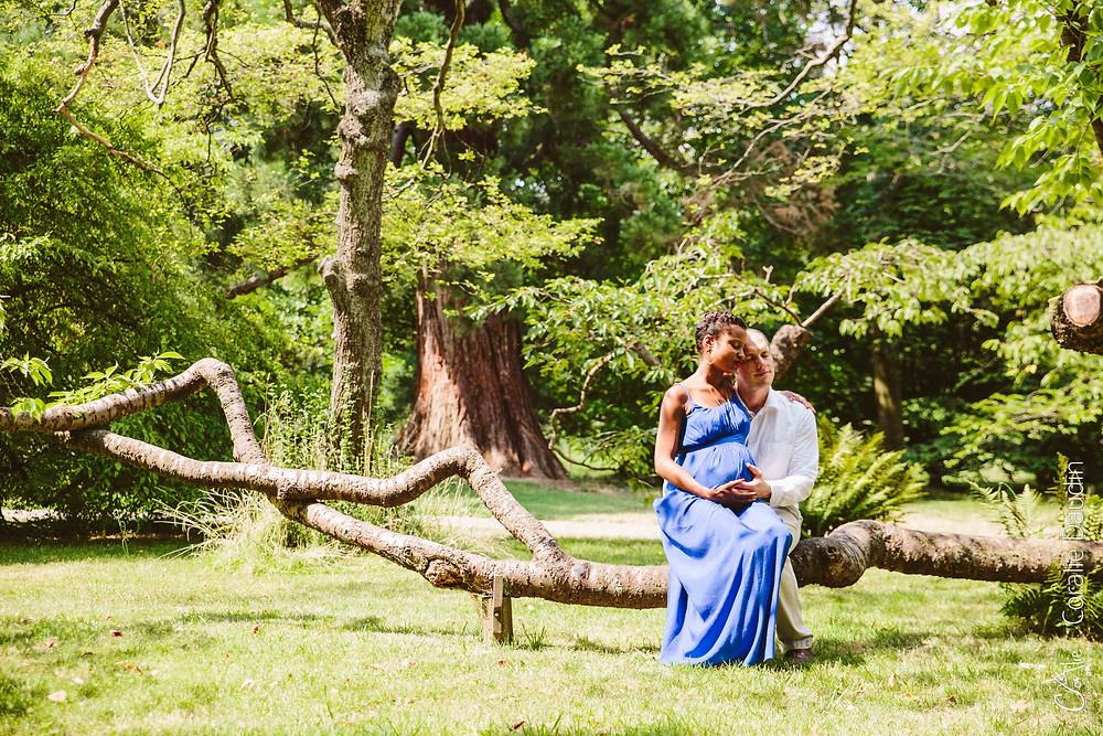 Photographe femme enceinte basée à Massy