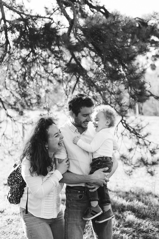 Shooting photo en famille au parc de Sceaux (92)