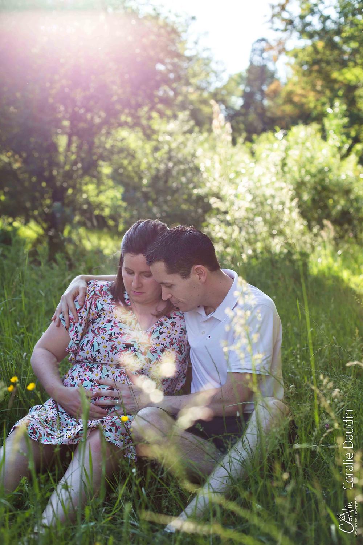 Séance photo femme enceinte à Massy (Essonne)