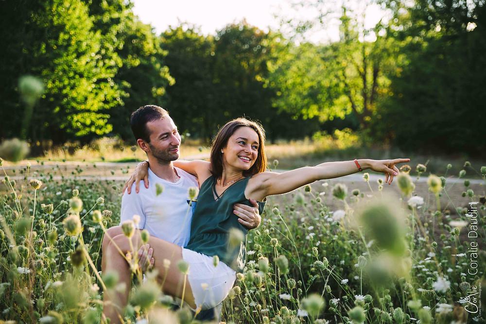 photographe séance couple Hauts-de-Seine et Essonne