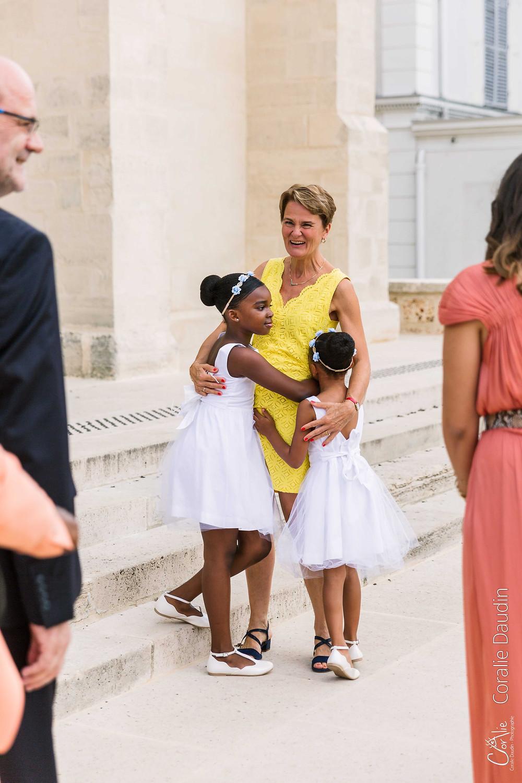 demoiselles d'honneur mariage Hauts-de-Seine