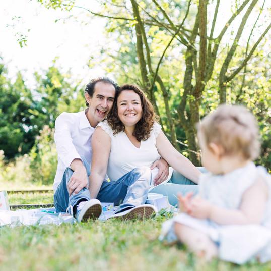 Séance photo famille - Serres d'Auteuil - Paris