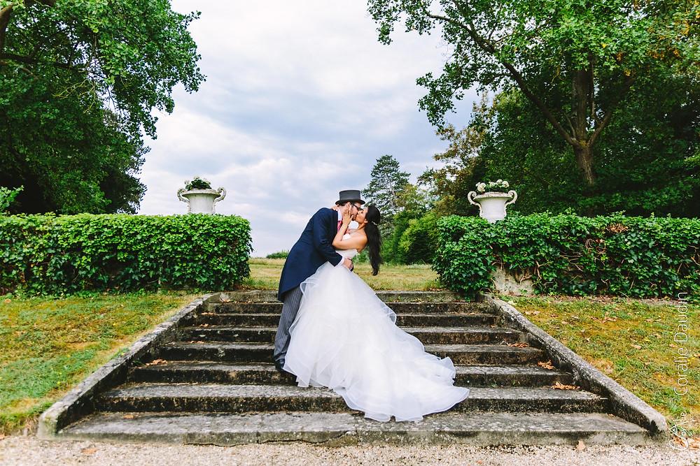 photo de couple mariage Yvelines