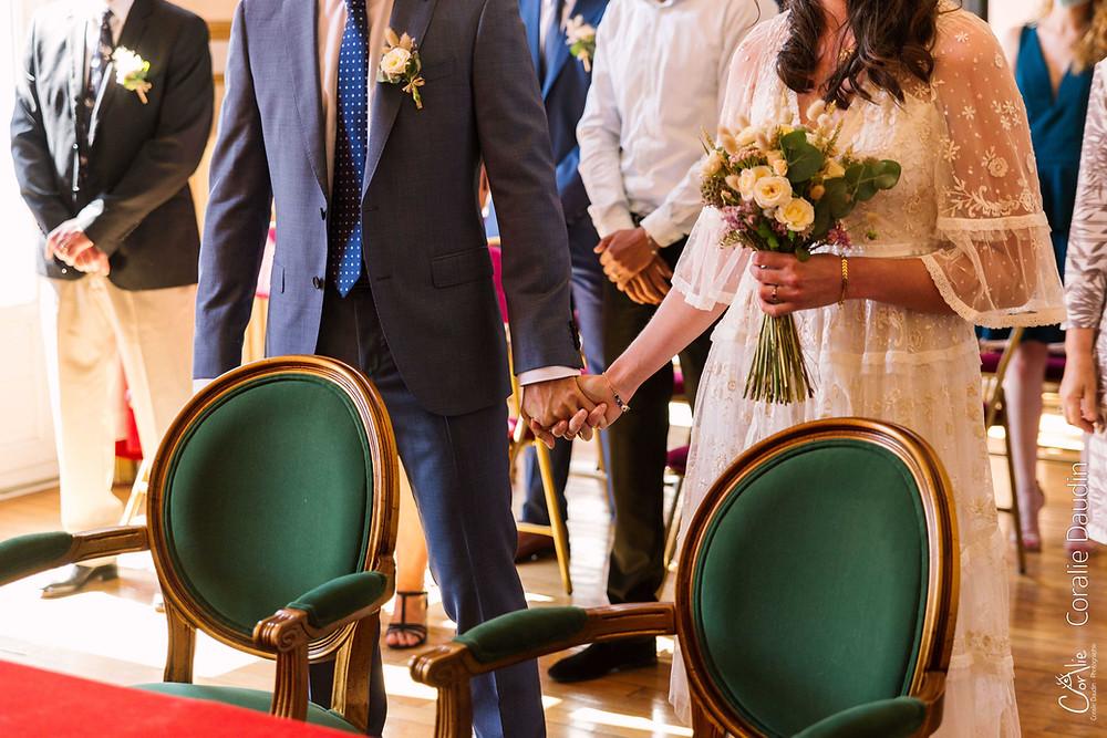 mariage cérémonie mairie Sault-les-Chartreux