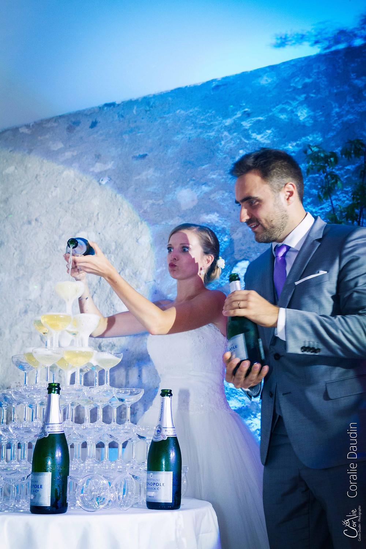 Photographe soirée de mariage