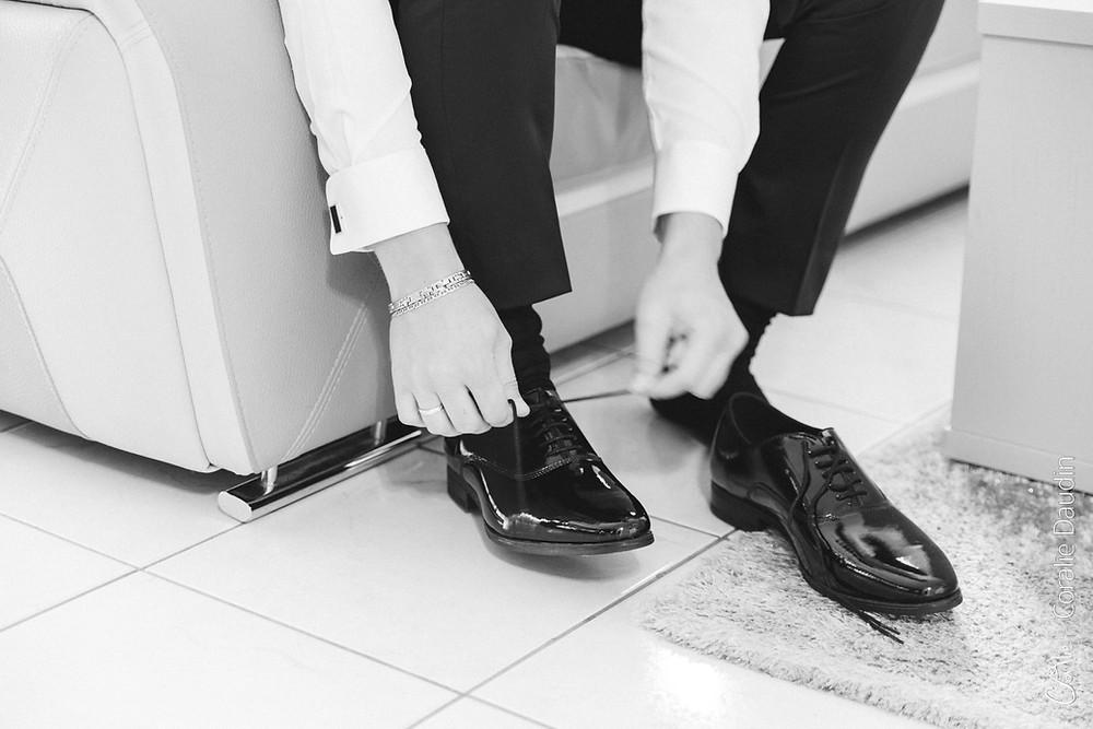 Photographe préparatifs mariés ile de france