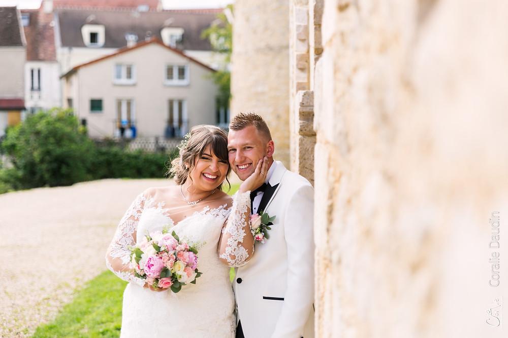 photographe couple mariage basée à Massy