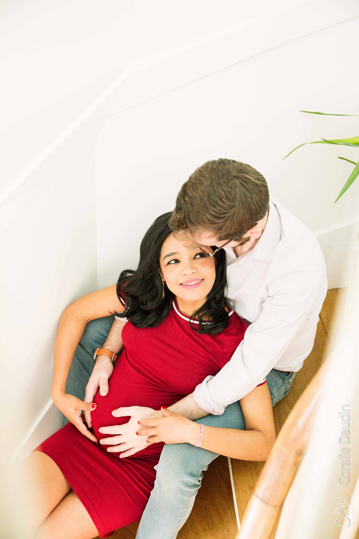 photographe couple Paris