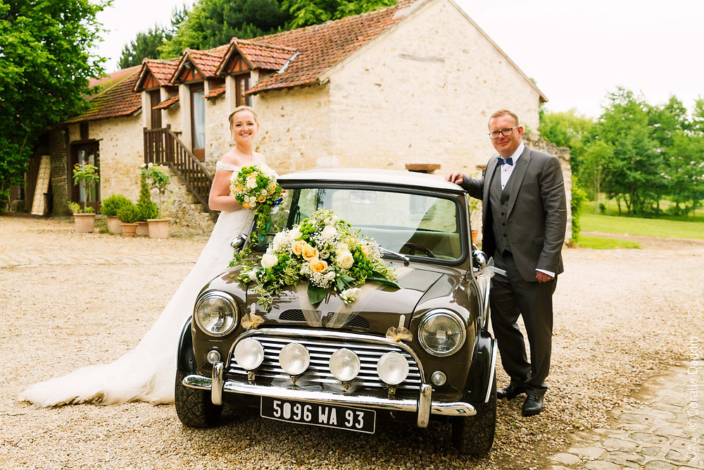 photographe mariage Aincourt