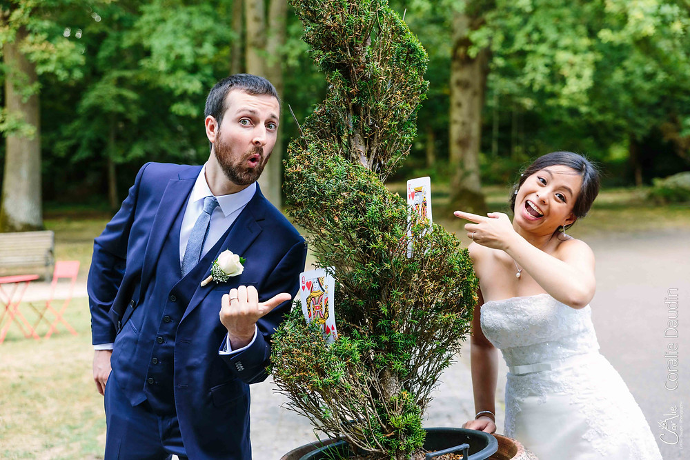 Photo couple mariage Seine et Marne