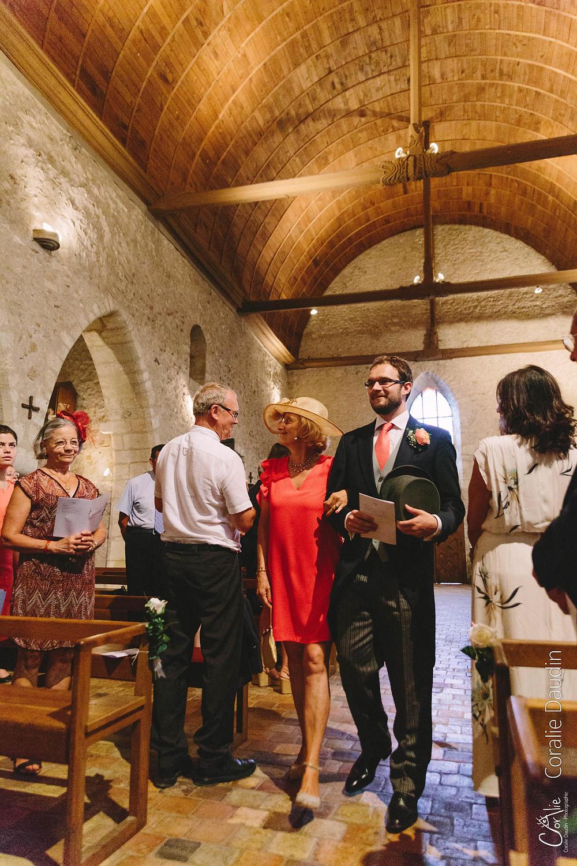 photographe cérémonie religieuse mariage