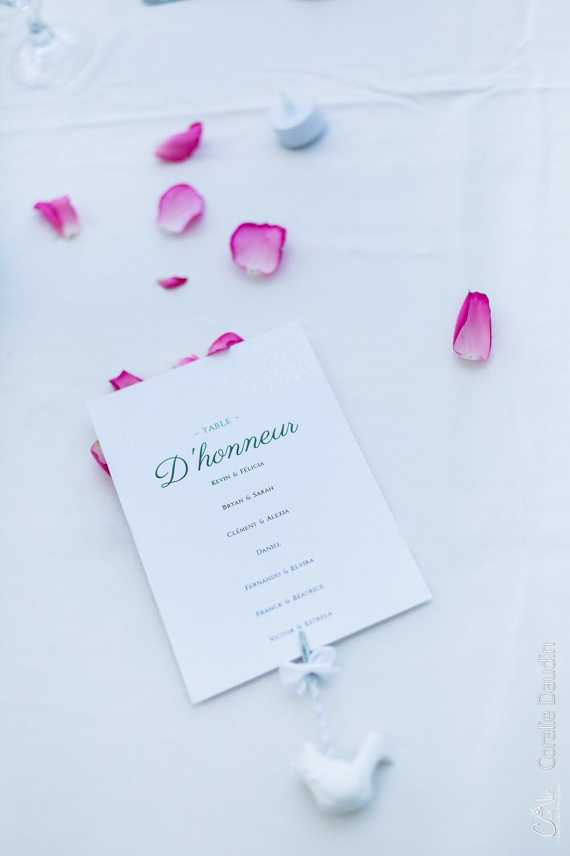 décoration mariage Prieuré de Vernelle
