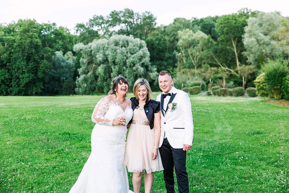 photographe groupe mariage à Suisnes Seine et Marne