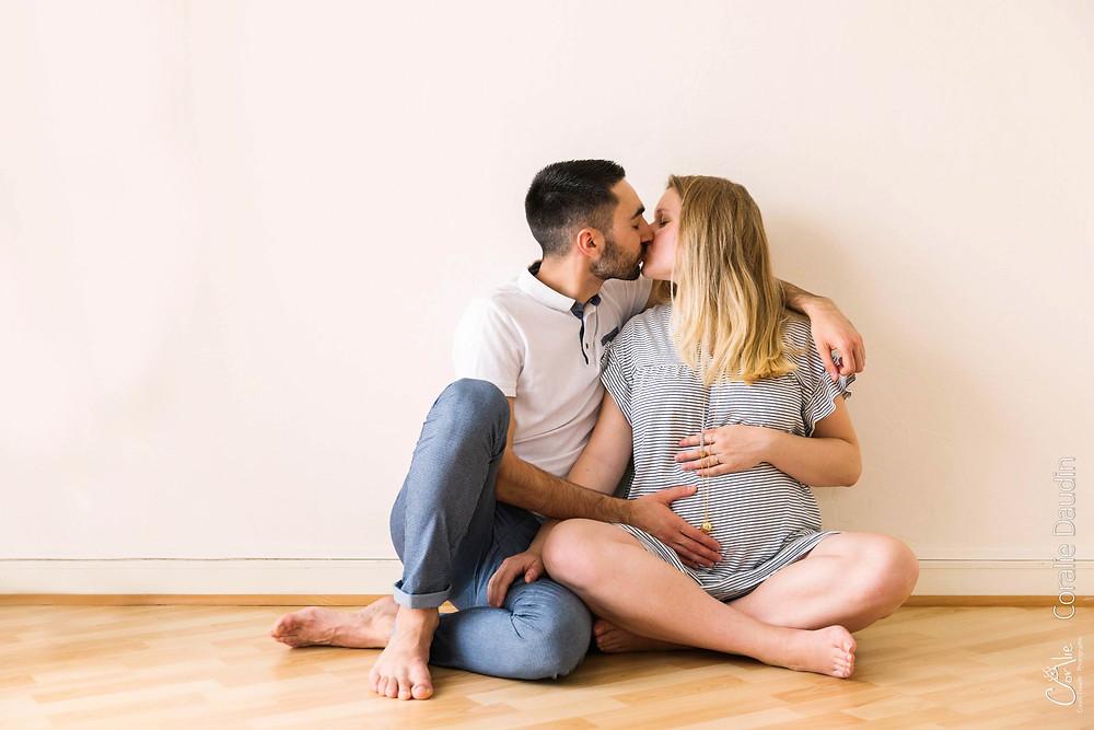 photographe séance photo femme enceinte en Ile de France