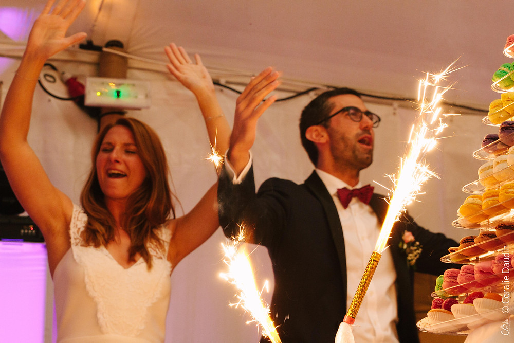 Reportage photo mariage soirée - Yonne, Bourgogne