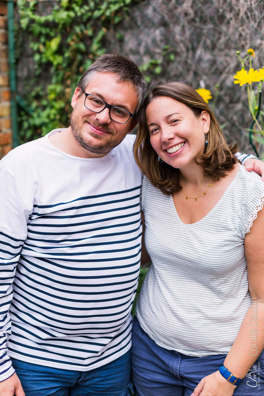 Séance photo en famille dans les Hauts-de-Seine