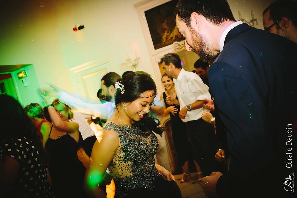 ouverture du bal mariage Seine et marne