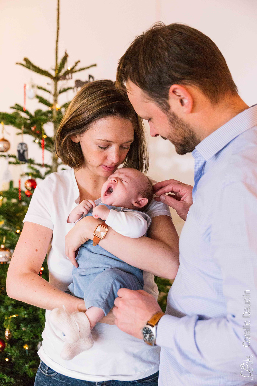 Photographe naissance basée à Massy