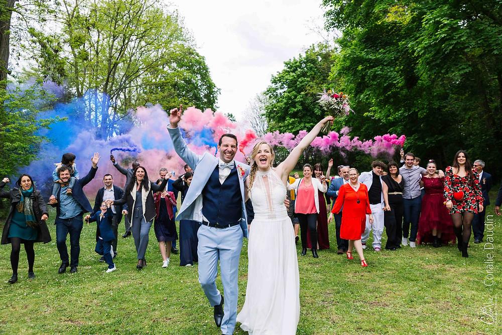 Photographe mariage Ballainvilliers