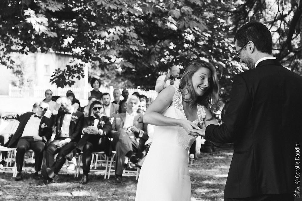 Photographe mariage Bourgogne - Yonne - La Belliole