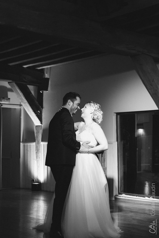 Reportage photo mariage ouverture du bal Les Hauts de Pardaillan