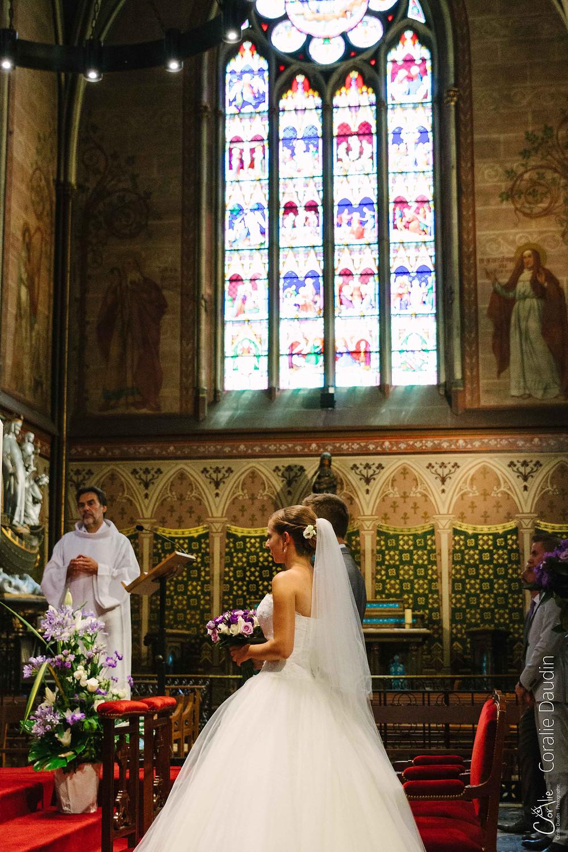 Reportage photo mariage Bulogne-Billancourt