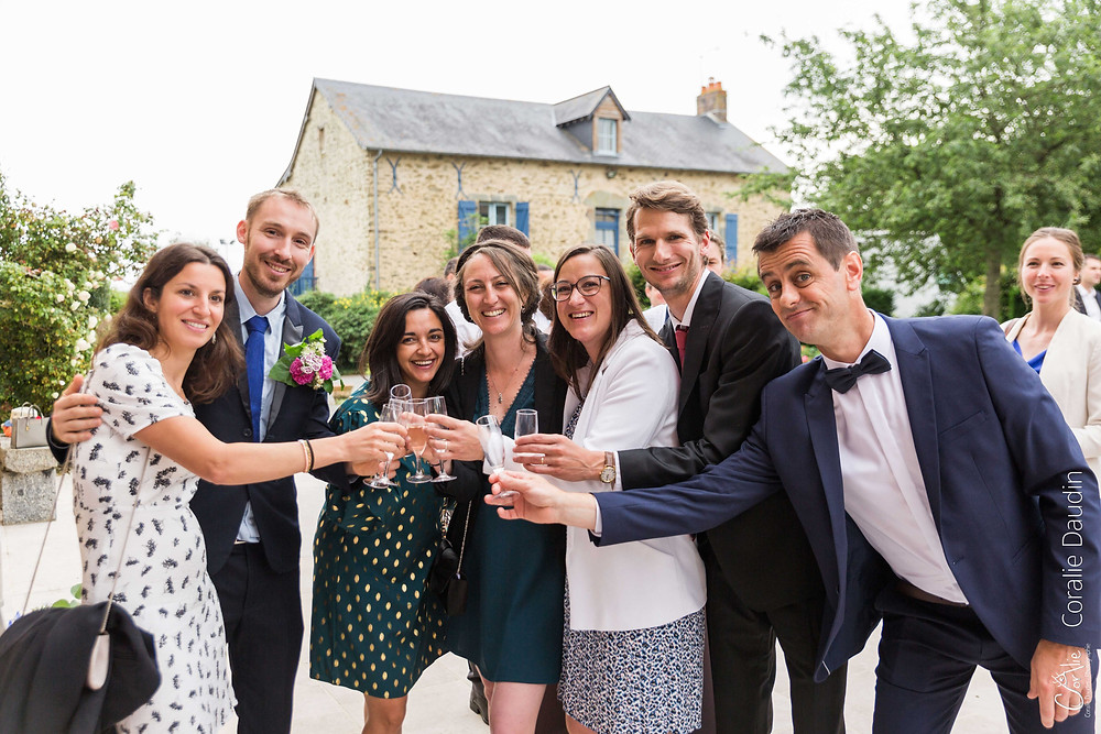 photo cocktail mariage