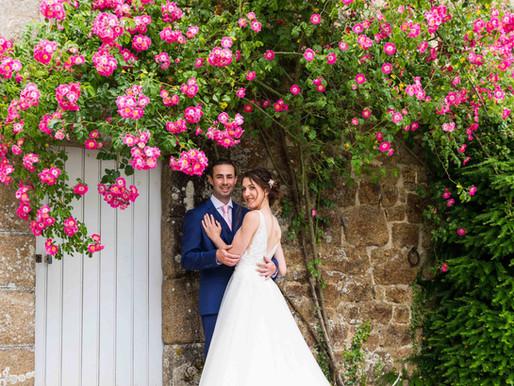 Reportage photo de mariage - Laval (53)