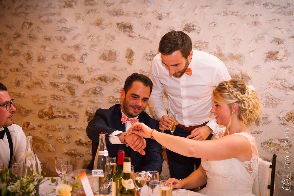 Soirée mariage reportage photo Ile de France