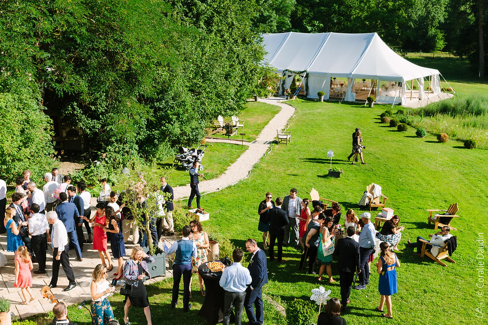 Reportage photo mariage en Bourgogne