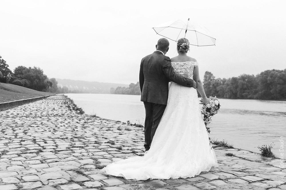 Séance couple, mariés La Roche-Guyon