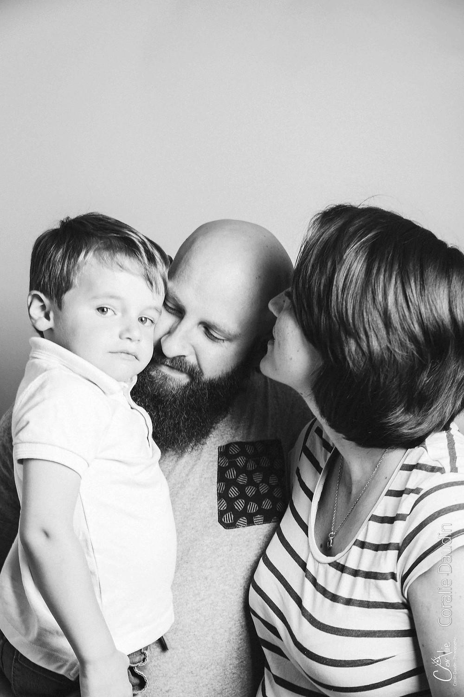 Photographe portrait famille 91